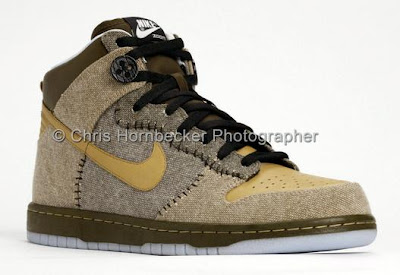 Coraline Nike Dunk High Sneakers