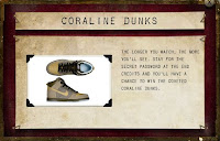 Win Coraline Nike Dunk High Sneakers at Coraline.com