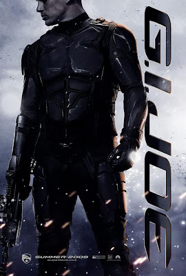 G.I. Joe: Rise of Cobra Character Movie Posters Set 2 - Channing Tatum as Duke
