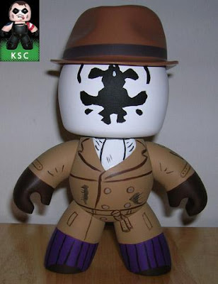Custom Rorschach Mighty Mugg by KSC