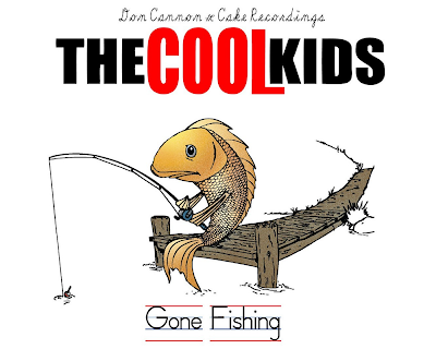 The Cool Kids - Gone Fishing Mixtape Album Cover