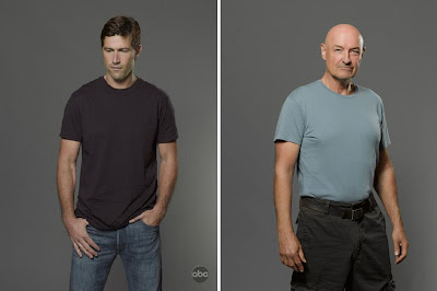 Lost The Final Season - Matthew Fox as Dr. Jack Shephard & Terry O'Quinn as John Locke
