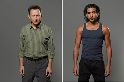Lost The Final Season - Michael Emerson as Ben Linus & Naveen Andrews as Sayid Jarrah