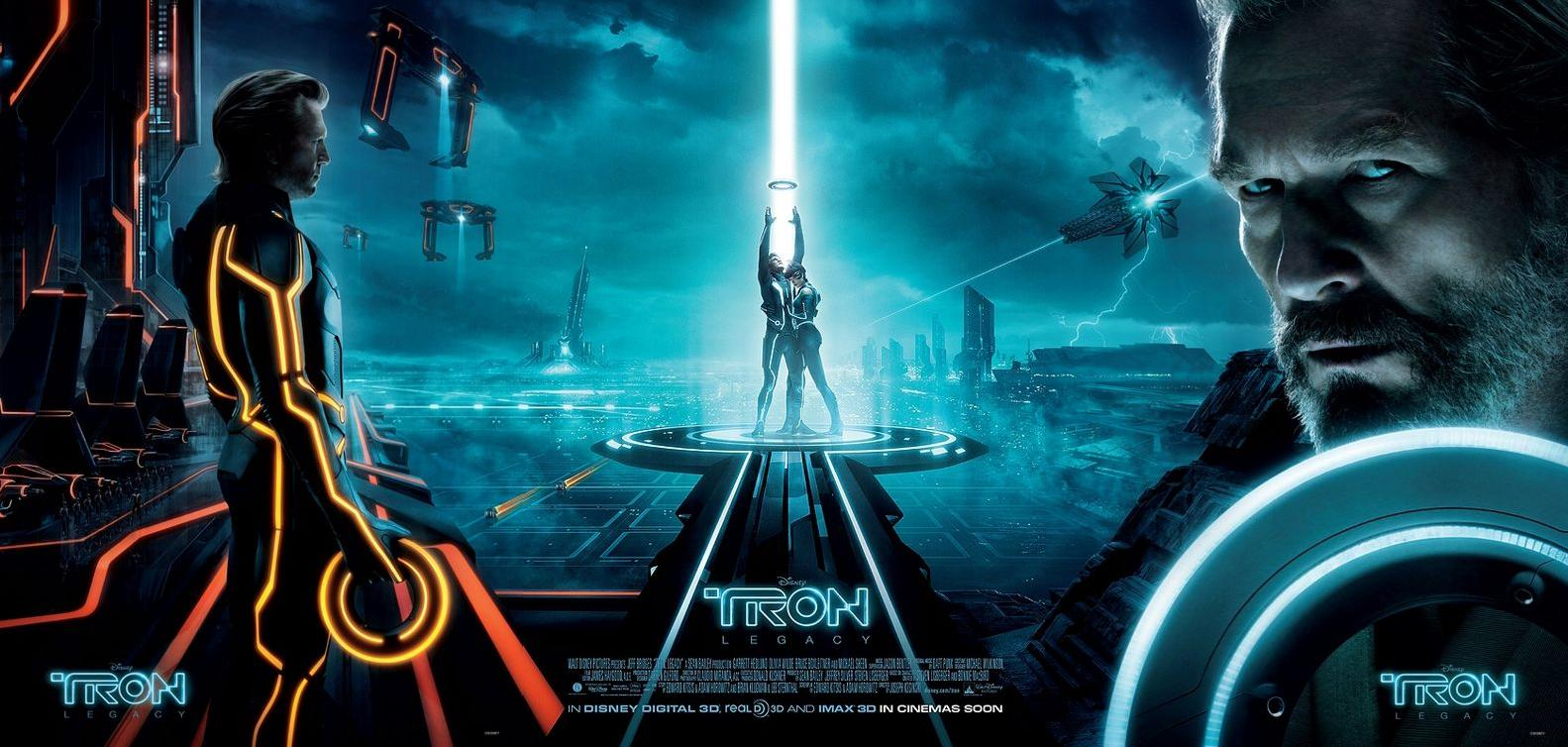 2010 Movie Posters: The Blot Says...: TRON: Legacy Movie Poster Triptych