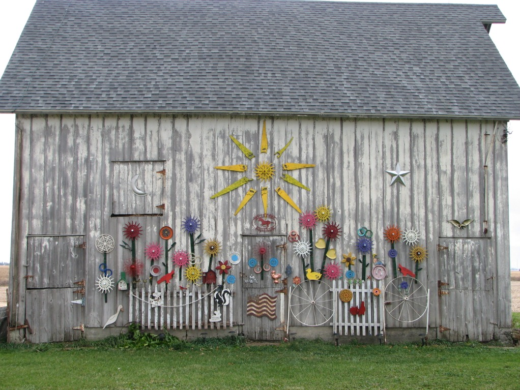 Home Again Vintage Treasures Not Your Everyday Barn