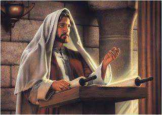 Resultado de imagen de Cristo anuncia la Palabra