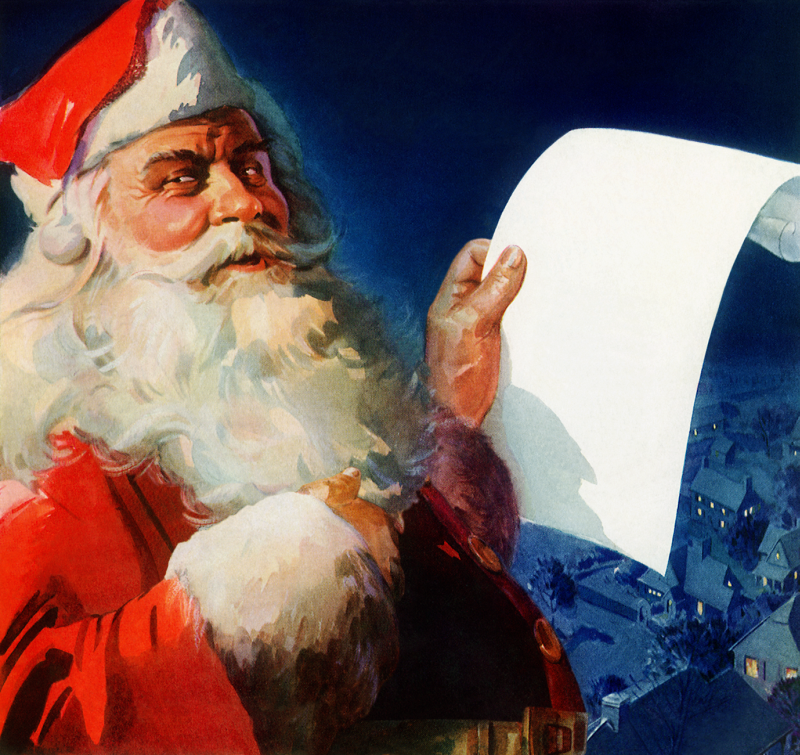 Bob Tres: Christmas aggression and that bastard Santa