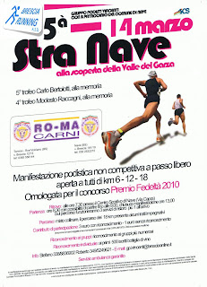 Running Nave: 2010