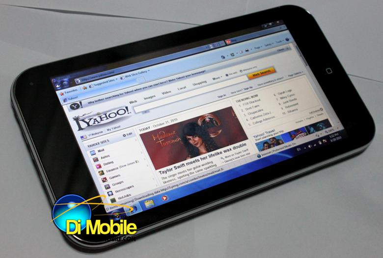 iView Touch D13 Windows 7 Tablet Intel Atom N455 1 66GHz