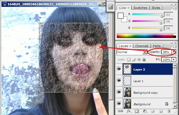 96 Edit Foto Jadi Hantu Online HD Terbaru