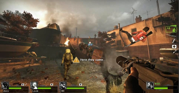 Games, Zombies, and Politics: DLC Review: The Sacrifice ...