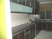 Damia Home Renovation Lagi Contoh Tempahan Kabinet Dapur