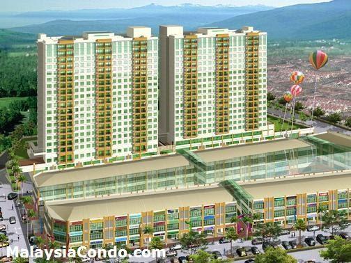 Connaught Avenue Cheras Malaysiacondo