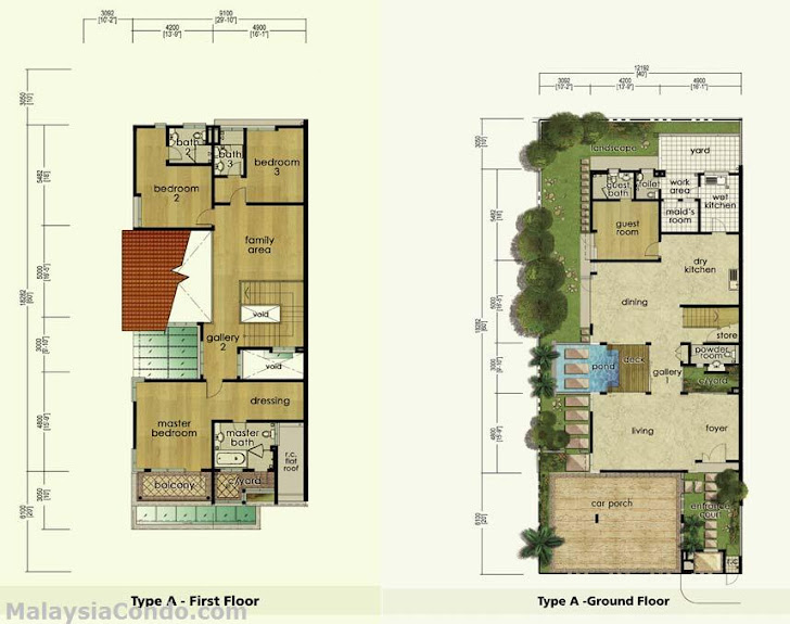 10 Mont Kiara Floor Plan Property Review In Agile For Sale