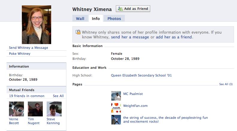 Facebook's Hottest Scam: Fake Profiles