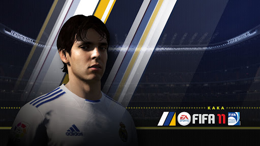 FIFA Soccer 2011 puts Kaká on its cover