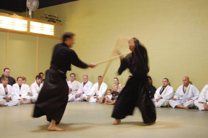 Asian martial arts center