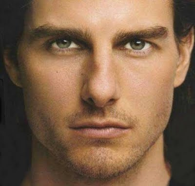 Layered Hairstyle Hot Tom Cruise Best Sexy Hairstyle