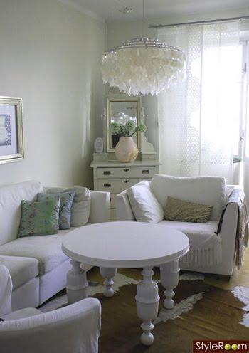 Stylerooms white living room