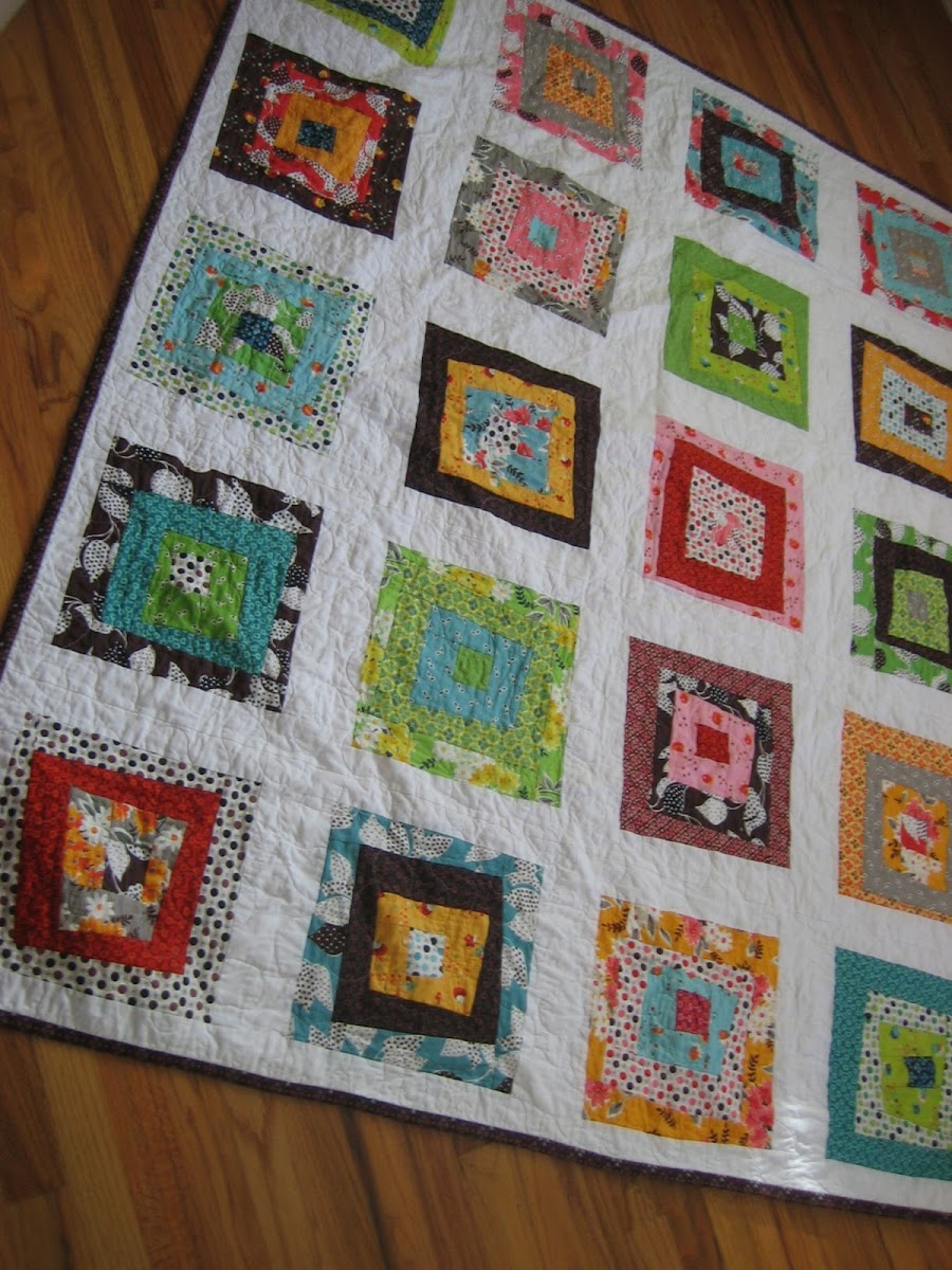 My Dream Quilt: Flea Market Fancy is done!