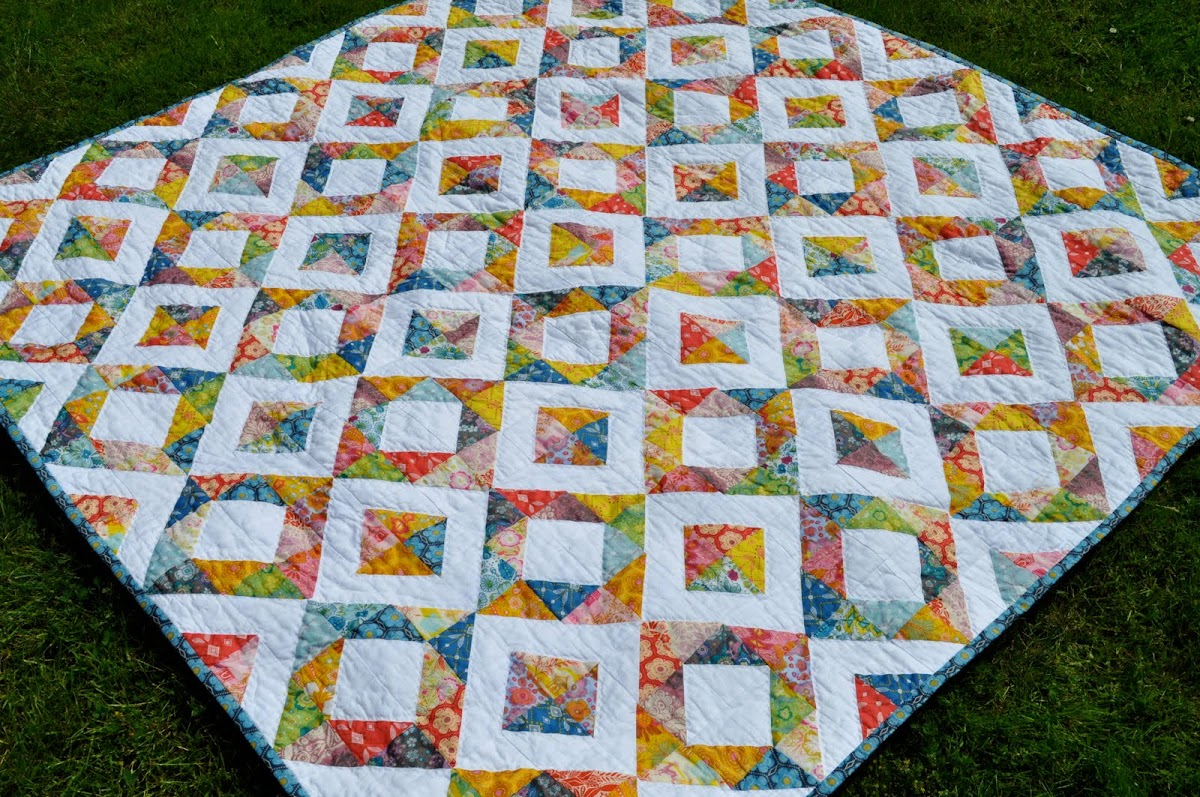 Little Folks Quilt = Love