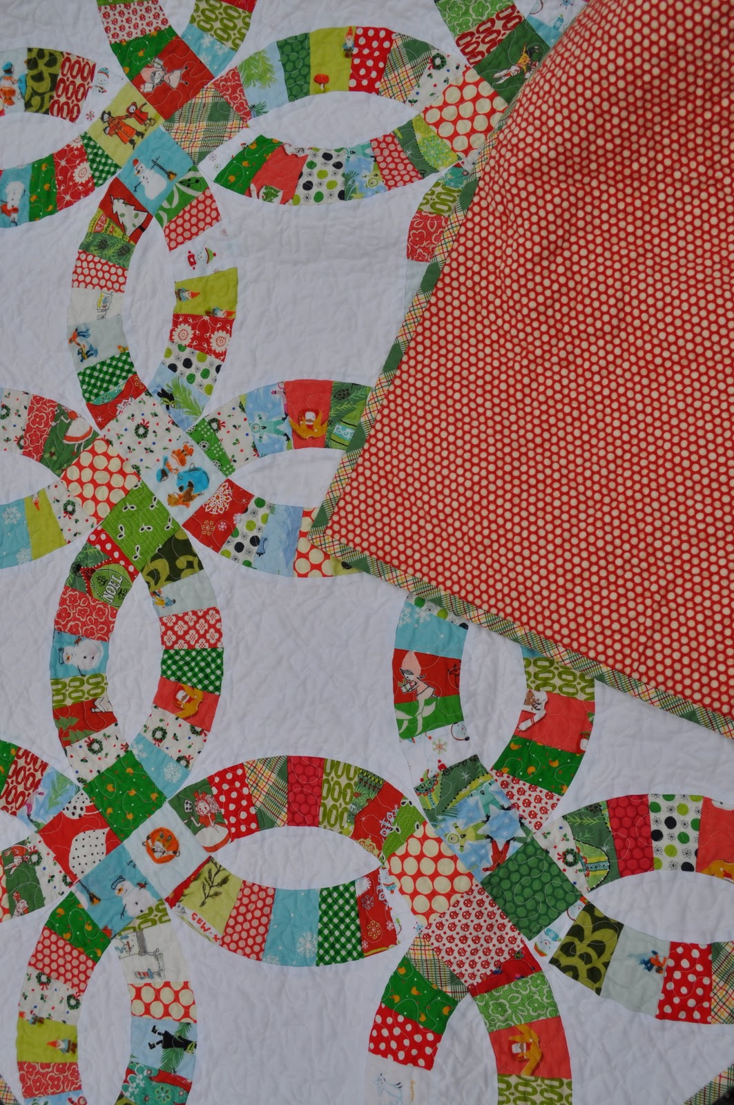 Lucy Amp Norman Christmas Pickledish Quilt