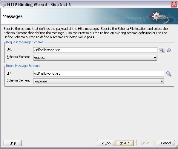 Java / Oracle SOA Blog: HTTP Binding In Soa Suite 11g PS2