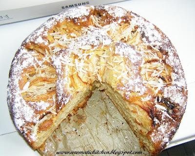 Aromatic kitchen apple cake apfel kuchen for Kuchen frankfurt