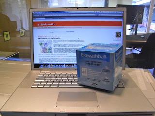 Palline Di Ceramica Per Lavatrice.Il Disinformatico Biowashball Non Solo Non Lava Puo Sporcare