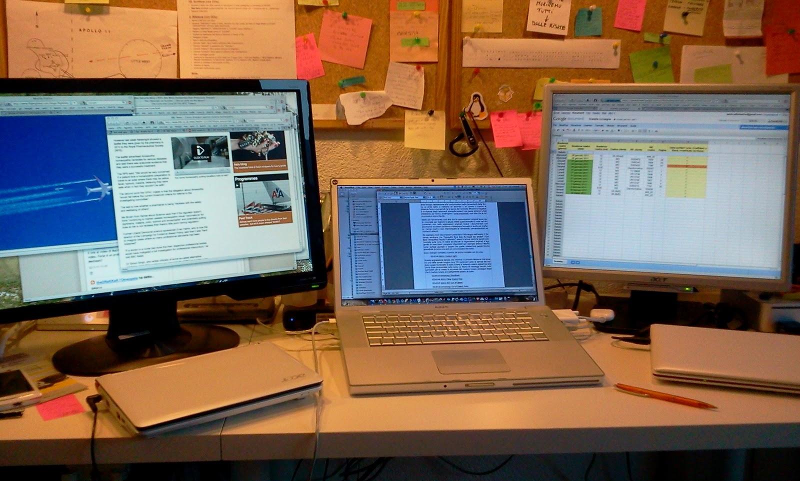 Come faccio a collegare 3 monitor al mio PC