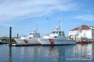 Soundbounder Eatons Neck Coast Guard Station