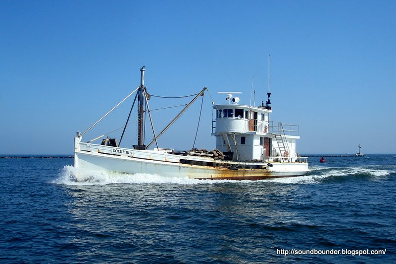 Oyster Boat Columbia