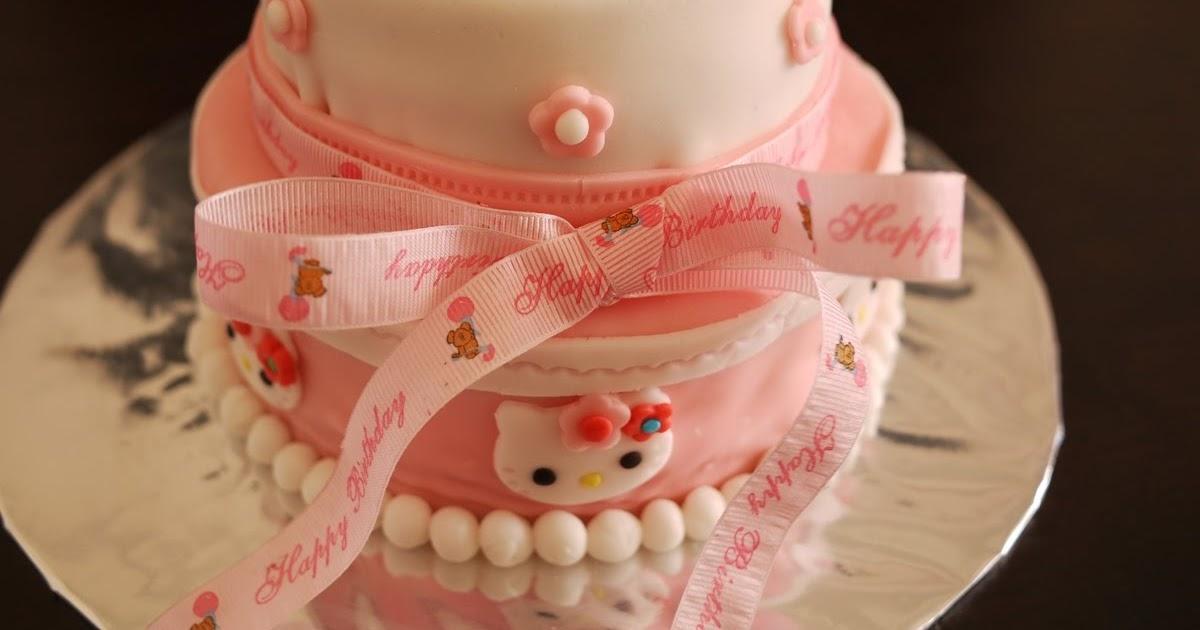 Me Mybakez Amp Mywhatever Tessa S Birthday Cake No 3