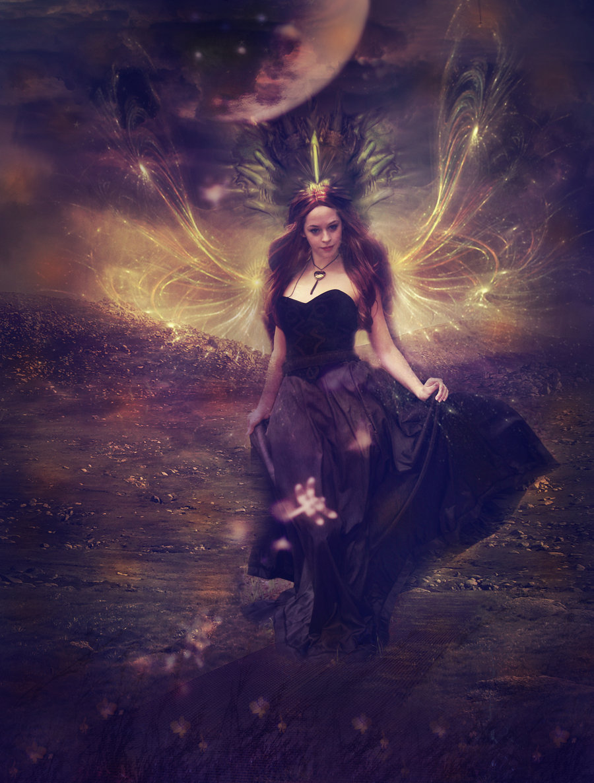 Mermaids And Fairy Princesses