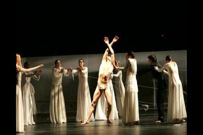 El martillo sin dueño: La danza de Orfeo