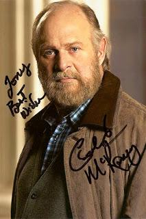 Tony's Autographs: December 2008