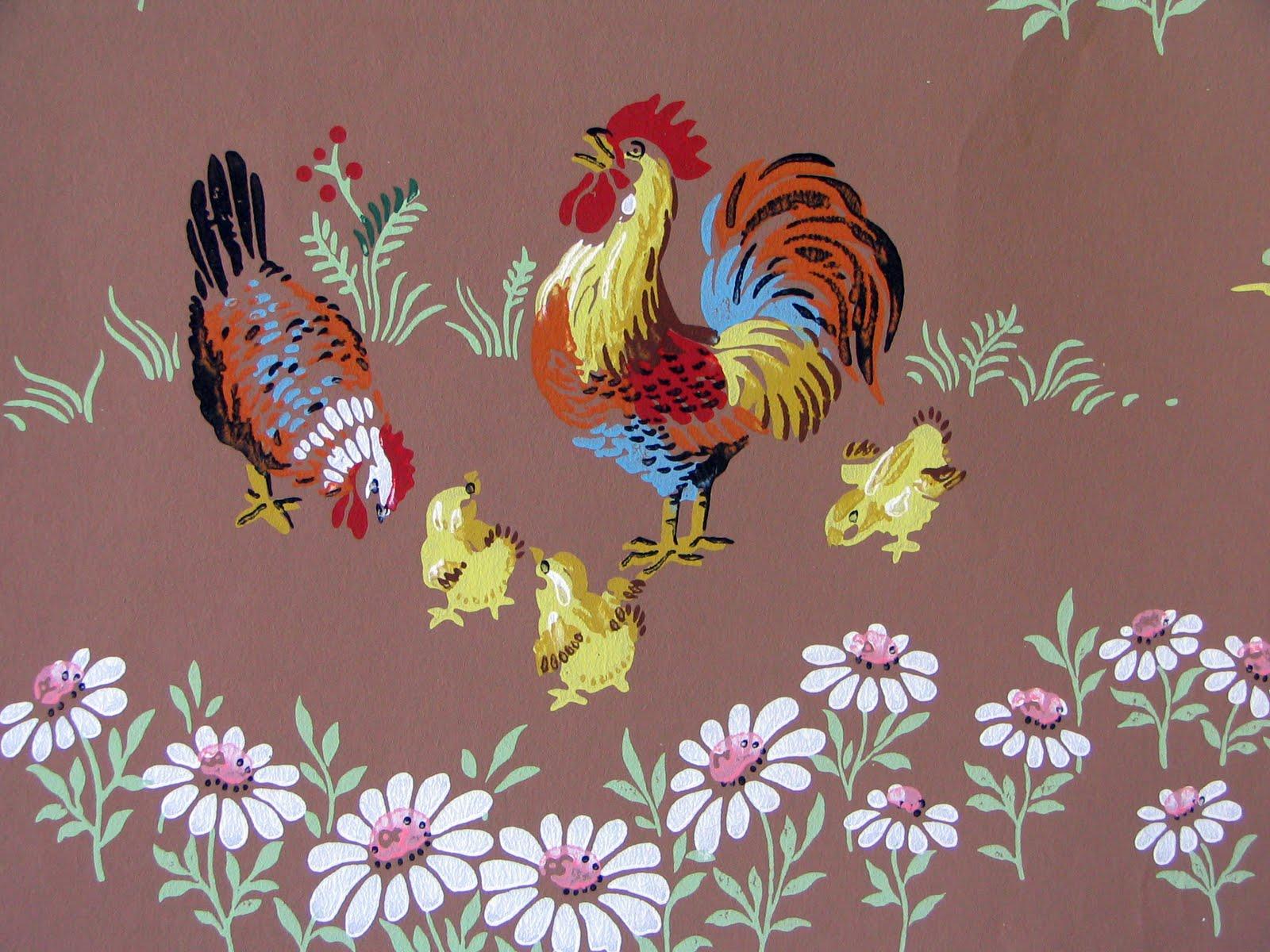 C. Dianne Zweig - Kitsch 'n Stuff: Vintage Wallpaper is ...