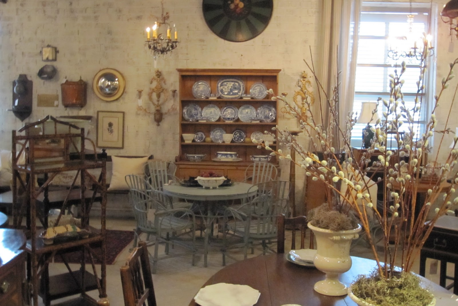 The Year Round Showroom In Greensboro Has Been A Go To Resource For Thirty Years Antique Dealers Their Market Square Is Worthy Of Your