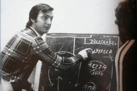 García Traid en el vestuario de la UDS