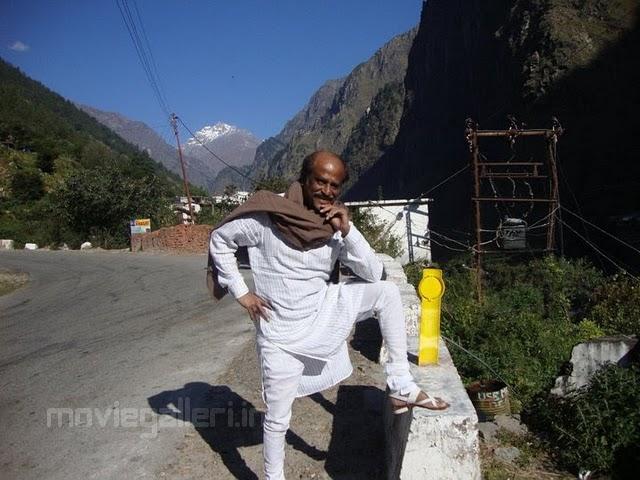 Kajal Agarwal Cute Wallpapers Rajini Himalayas Oct 2010 Visit Photos Rajinikanth In