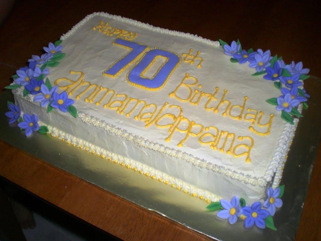 Birthday Cake For Granny