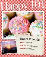 Sweet Friends Blog Award