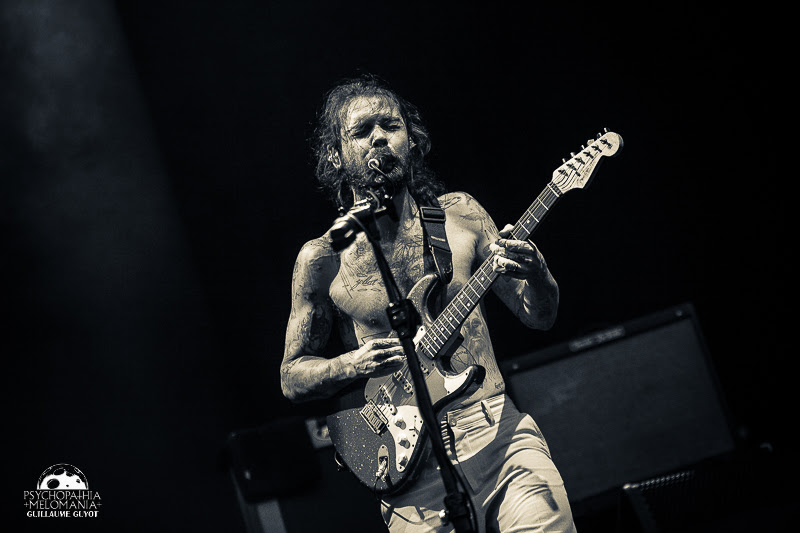 Biffy Clyro @Main Square Festival 2017, Arras 30/06/2017