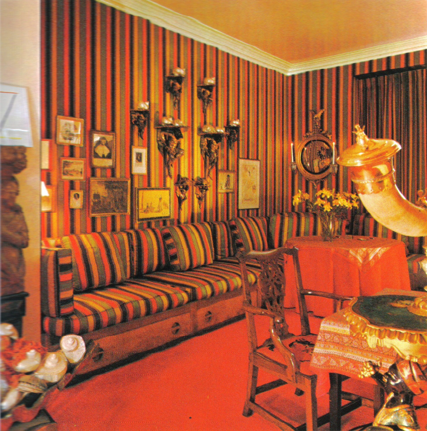 Apartment Roommate: The Runway Room: Diana Vreeland's Apartment