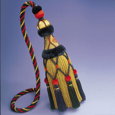 17769c06b4 The Peak of Chic®: Thoughts on Tassels