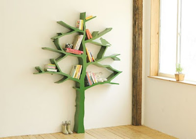 The Tree Becomes the Book, the Book Becomes the Tree