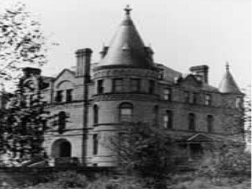 Northwestern Ghosts And Hauntings Manresa Castle
