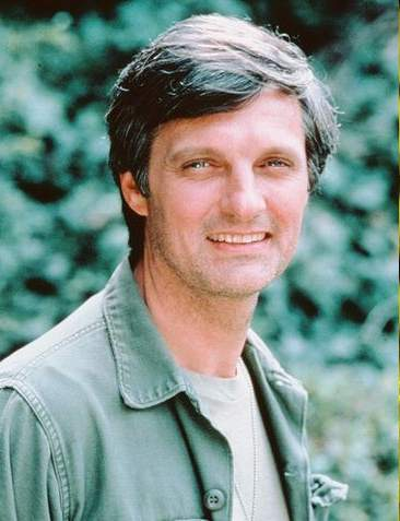 Image result for M.A.S.H. alan alda