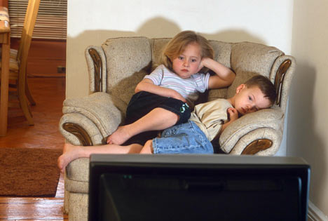 Television programs should be regulated and parents should monitor their children