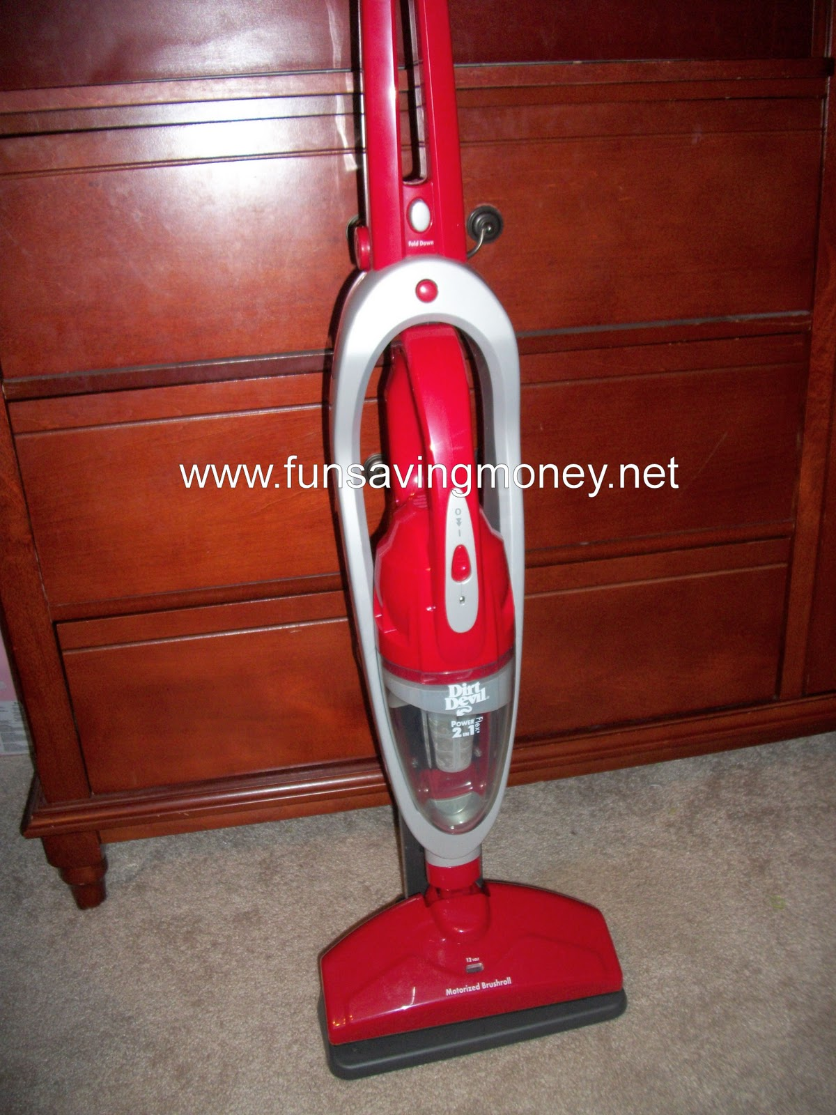 Dirt Devil Powerflex 2 N 1 Stick Vac Mom Luck